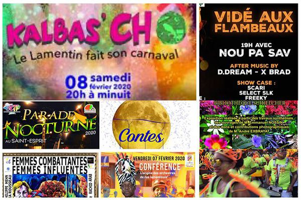 affiche couv spectacles