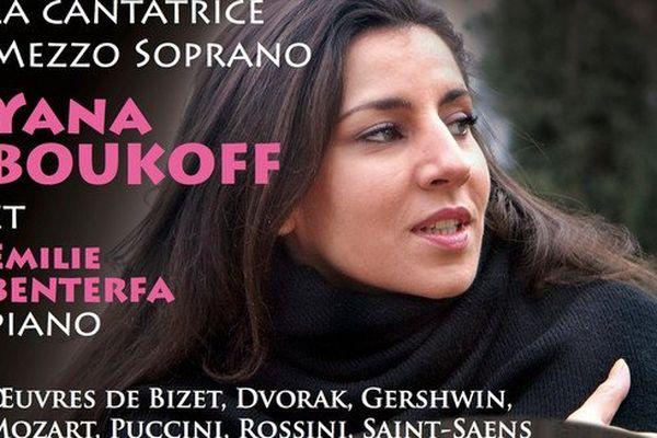 Yana Boukoff et Emilie Bentera en concert