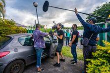 Le Réunionnais Julien Técher vient de boucler le tournage de son court-métrage réalisé à Saint-André avec toute une équipe motivée par un projet qui sera diffusé sur une chaîne nationale.
