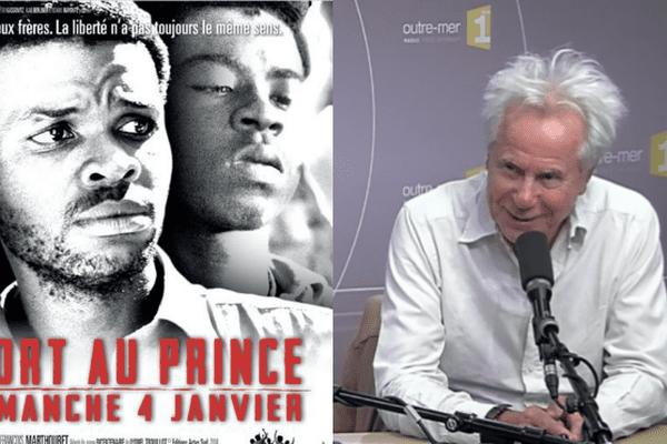 """""""Port-au-Prince, dimanche 4 janvier"""", premier film de l'acteur et metteur en scène français François Marthouret."""