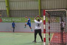 Joueur de handball en Martinique.