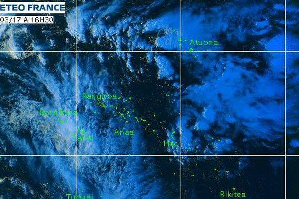 Vigilance météo pour le week-end des 04 et 05 mars