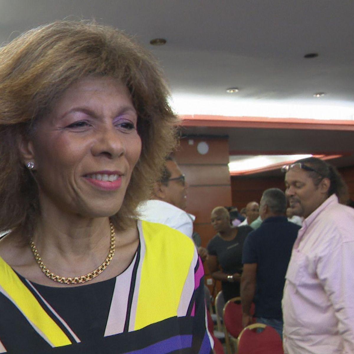 Marinette Torpille officialise sa candidature aux municipales à Schoelcher