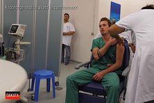 Vaccination en Nouvelle-Calédonie