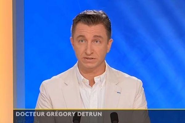 Dr Grégory Detrun