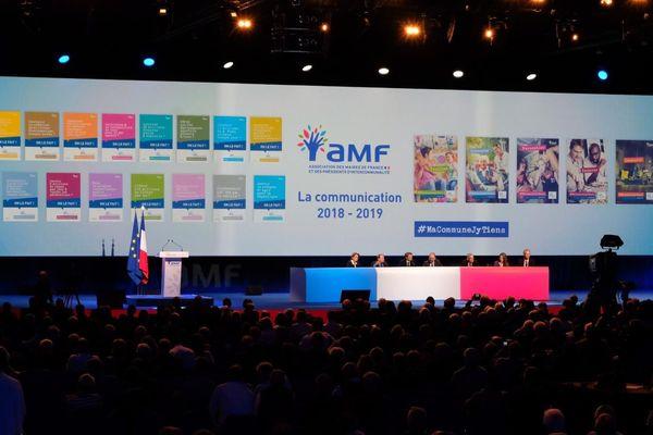 Maires de France en congrès
