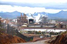 Le complexe usine du Sud en juin 2021.