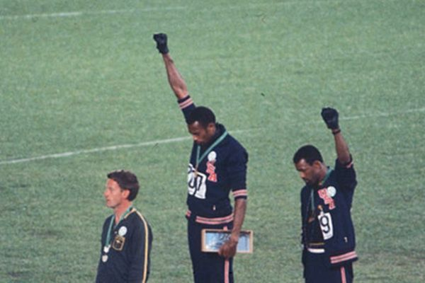 Les légendes du sport olympique Outre-mer - Bambuck