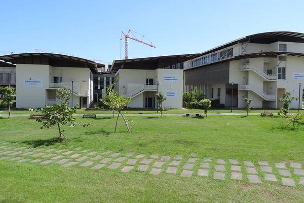 Le Pôle Universitaire Guyane