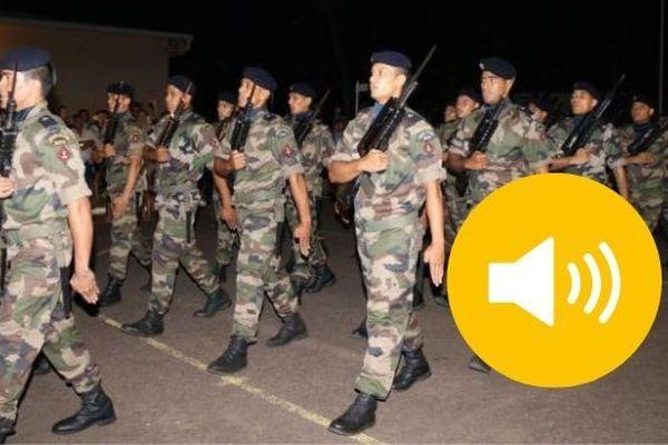 Nuisances sonores : le voisin du camp d'Arue est à bout