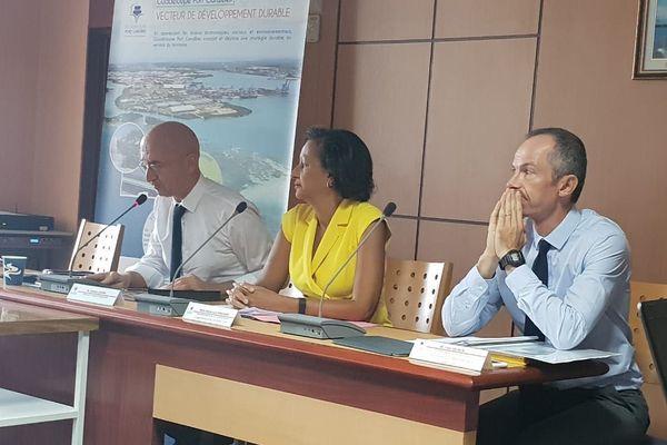 Marie-Luce Penchard nouvelle présidente de Guadeloupe Port Caraïbes