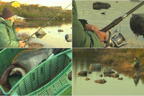 Ouverture pêche à la truite à Saint-Pierre