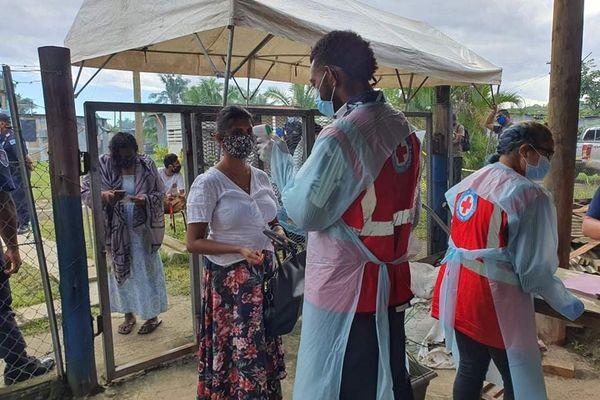 fidji dépistage covid 19