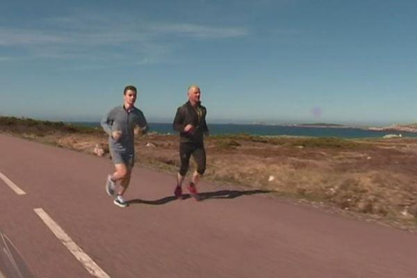 Déconfinement : reprise des sorties en plein air pour les coureurs de la Foulée des Îles