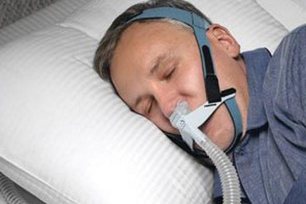 Masque apnée du sommeil