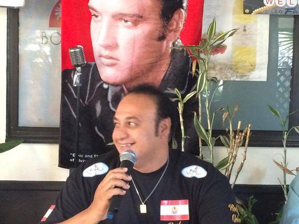 Rocky Gobrait parmi les finalistes du concours Elvis Presley en Australie