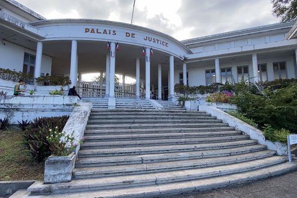 tribunal de Basse-Terre - Palais de justice de Basse-Terre