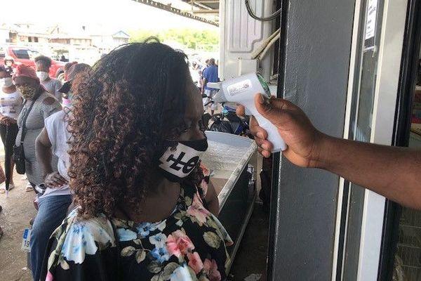 Un recul de l'épidémie qui a mis fin à l'état d'urgence sanitaire en Guyane