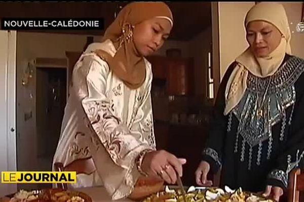 La religion musulmane en Nouvelle-Calédonie