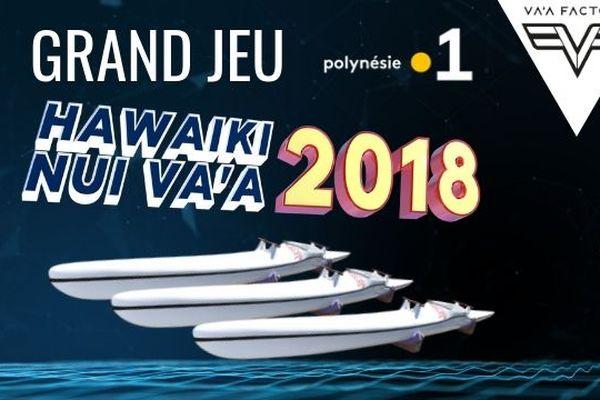 [JEU] Hawaiki Nui Va'a