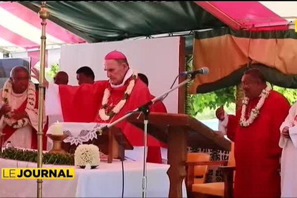 Le souffle de la pentecôte sur Rangiroa