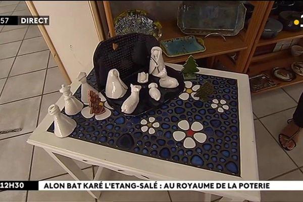 Alon Bat Karé : de la céramique pour Noël