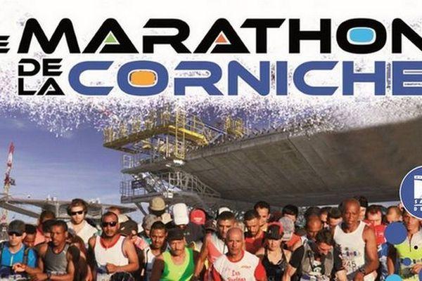 Affiche Marathon de la Corniche 2018 050818