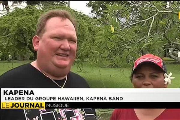 Kapena band en tournée