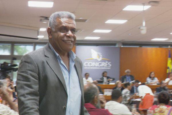Samuel Hnepeune et Louis Mapou, candidats à la présidence du gouvernement