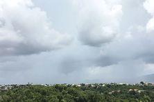 Le temps s'améliore en Martinique.