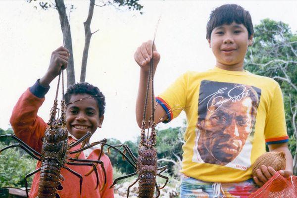 Enfance Sébastien Lepers vos photos notre histoire Nouvelle-Calédonie