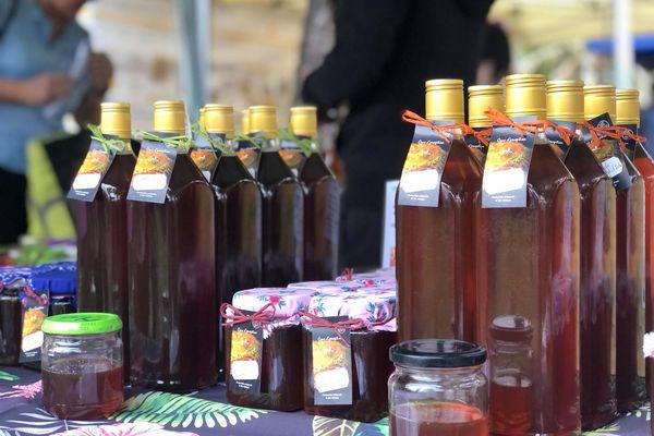 Festival Bee folies 2021 parc forestier, miel calédonien