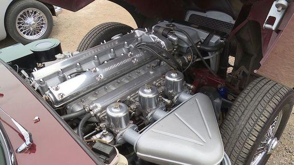 Moteur voiture ancienne Aspac
