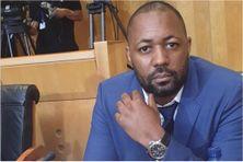 Alexandre Vantadour, nouveau président de l''agence de développement économique de la Martinique (septembre 20201).