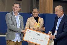 Aurelia Raymond vainqueur du Travel Agent Cup Junior (tourisme)