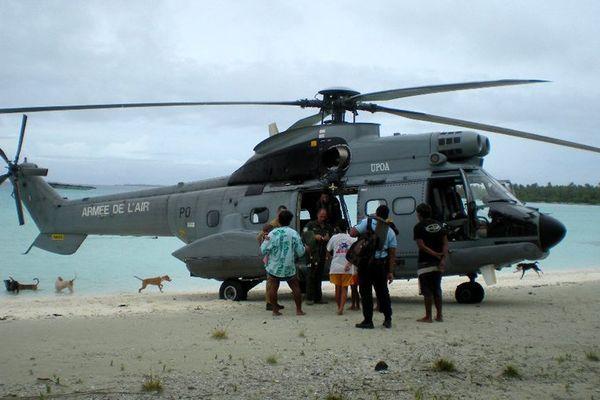 cyclone exercice marara forces armees