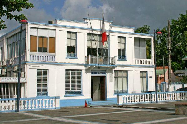 Mairie Morne-à-l'Eau
