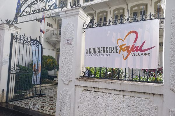 Conciergerie clic&collect commerces Fort-de-France