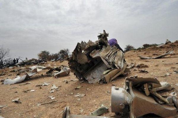 crash air algérie