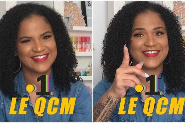 """[#QCM1ere] """"Petit bout de Soleil"""", alias Sandrine, youtubeuse martiniquaise"""