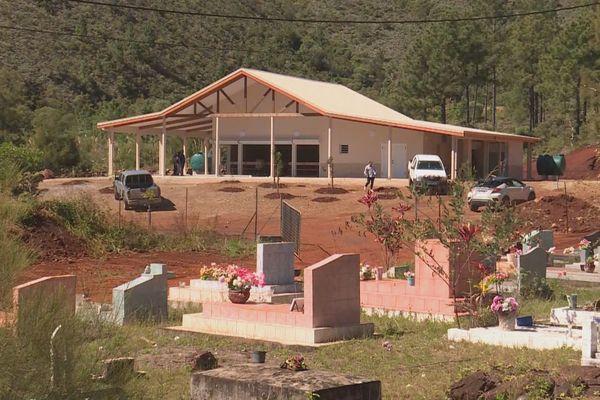 centre funéraire houaïlou