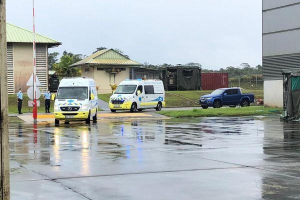 Coronavirus: première évasan sur la Martinique