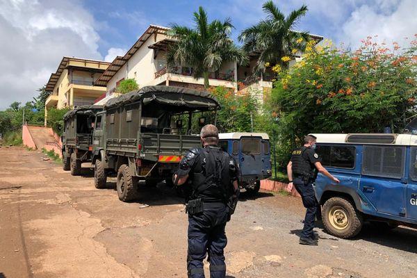 Opération gendarmes Koungou Karo Boina Jamaïque
