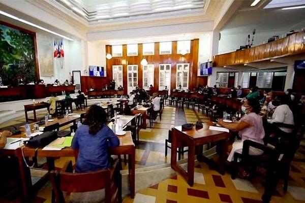 Plénière Assemblée départementale