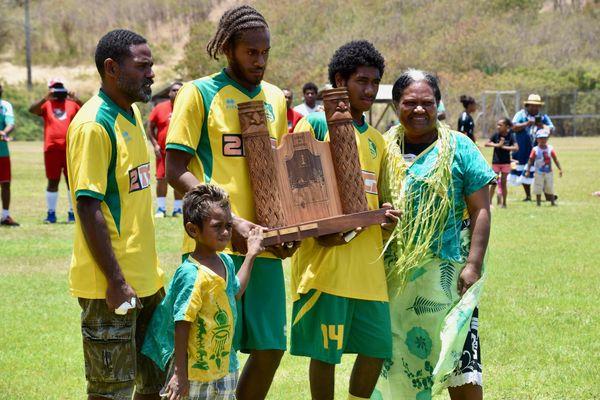 Cricket Coupe de Calédonie JS Ouvéa