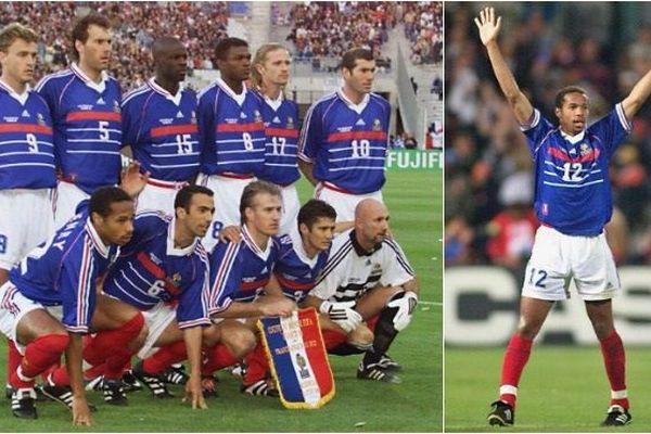 Premier match des Bleus à Marseille, Coupe du Monde de football 1998