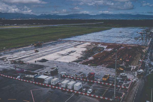 Piste aéroport