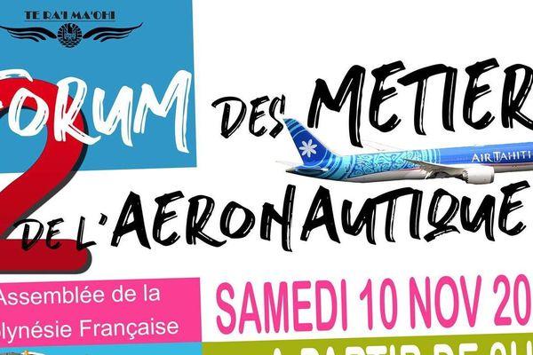 Forum des métiers de l'aéronautique