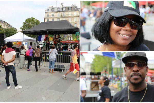 Guyane mobilisation Paris