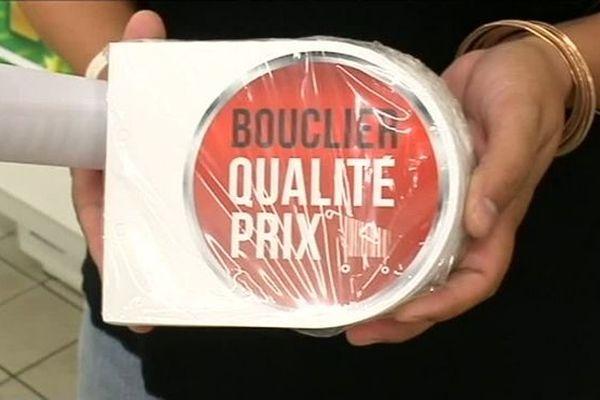 Bouclier qualité prix